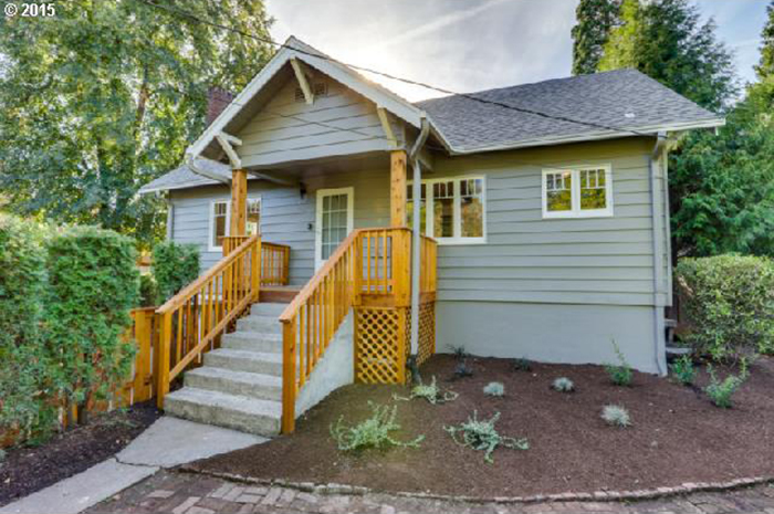 Single Family Home in Multnomah Village